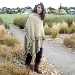 Dream Ruana Shawl