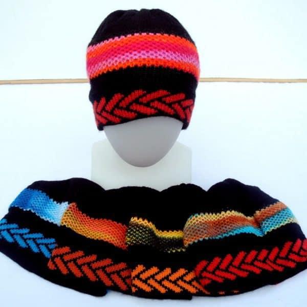 Colourful Beanie Hats