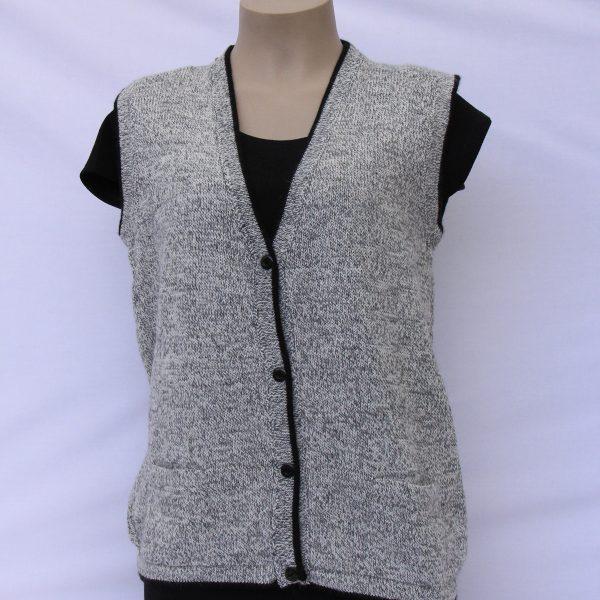 Alpaca Wool Waistcoat